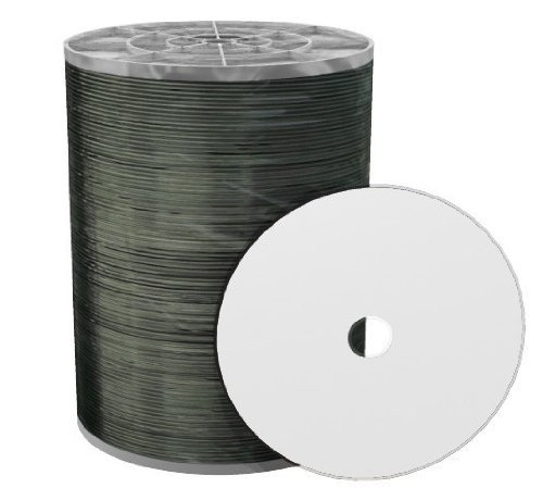 MediaRange DVD+R 4,7 GB 16x, 100 szt., printable