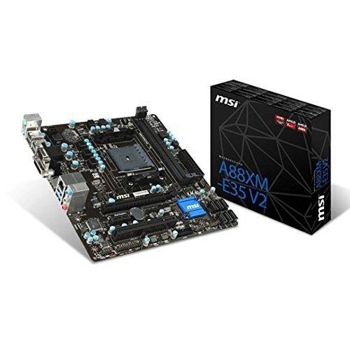 MSI A88XM-E35 V2 A88X - FM2+