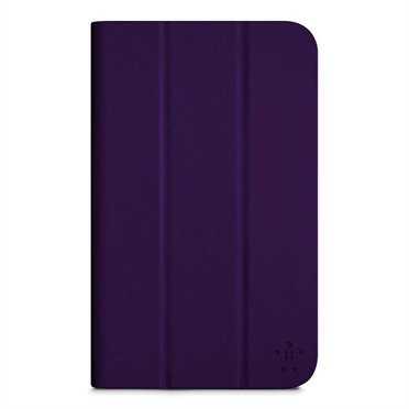 Belkin TriFold Case 10 for Tablets, purple F7P339btC01