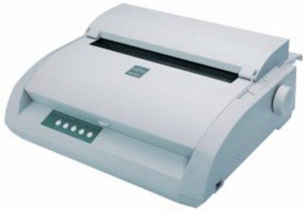 Fujitsu DL3750+, drukarka igłowa jasnyszary, PAR/SER