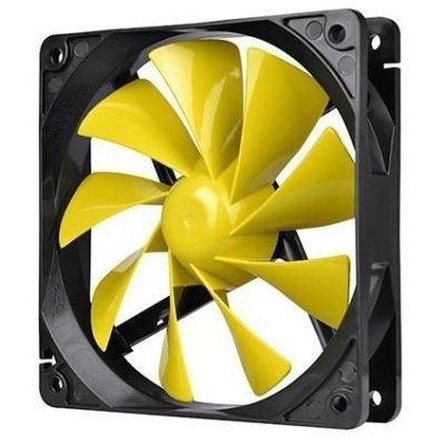 Thermaltake TT Pure 120 mm C ye 120x120x25 - żółty