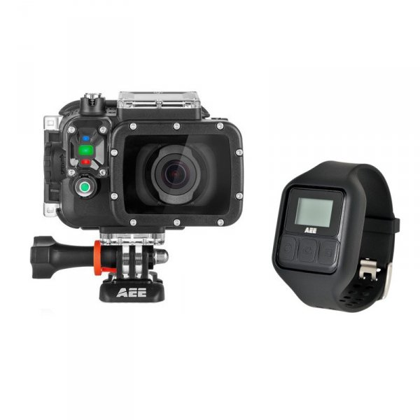 AEE S71+ Action Cam 4K 15fps WiFi / Touch Screen