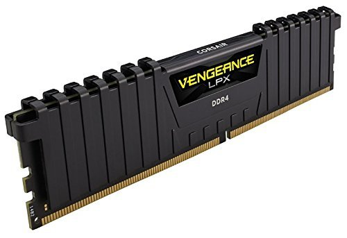 Corsair DDR4 4GB 2400 CL14 - Vengeance Black