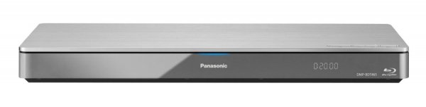 Panasonic DMP-BDT465EG9 srebrny