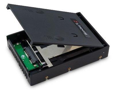 SSD DriveCarrier 2 2.5 - 3.5 Cala KIN