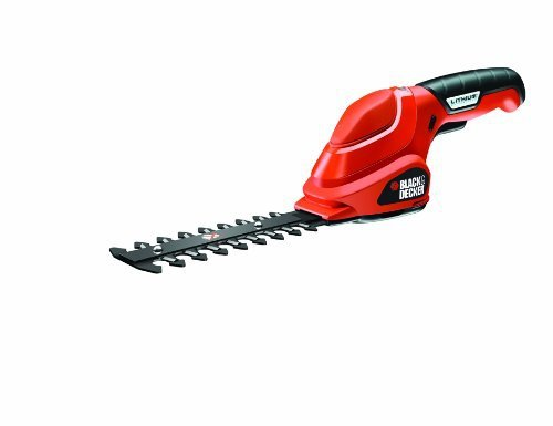 Black&Decker Akumulatorowe nożyce GSL300 3,6V orange