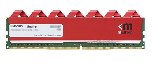 Mushkin DDR4 16GB 2800 Quad - 994206F - Redline