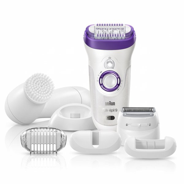 Braun Epil 9 Skin 9-579 wet & dry + Brush