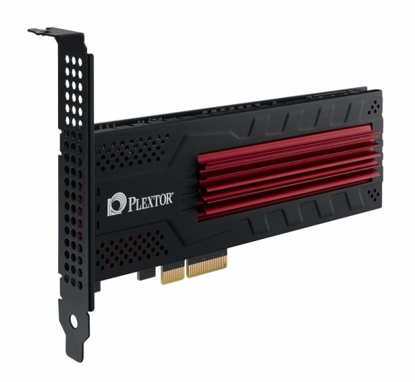 Plextor SSD 128GB 335/770 PX-128M6e-BK PCIe
