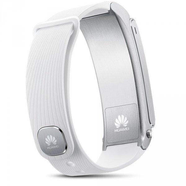 Huawei Talkband B2 srebrno-biały