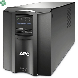 SMT1000IC APC Smart-UPS, 1000VA/670W LCD z funkcją Smart Connect