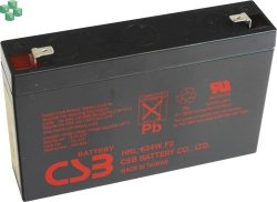 HRL634WF2 Akumulator CSB HRL634WF2 12V/9Ah