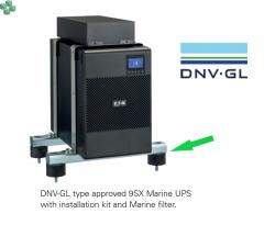 9SXIK1KI Zestaw montażowy - stelaż (Marine Installation KIT) do zasilacza UPS 9SX1000IM (MARINE)