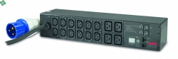AP7822B Listwa zasilająca PDU do montażu w szafie, monitorowana, 2U, 32 A, 230 V, (12) C13 i (4) C19