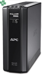 BR1200G-FR APC Power-Saving Back-UPS Pro 1200VA/720W, 230V, CEE 7/5