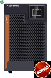 ITY3-EX010HB SOCOMEC zewnętrzny moduł bateryjny do UPS ITYS 3 1000VA/1000W, 36V, 1 łańcuch baterii wewnętrznych.