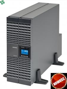 NRT3-5000K Zasilacz UPS NETYS RT 5000VA/5000W 230V 50/60Hz On-Line, podwójna konwersja (VFI).
