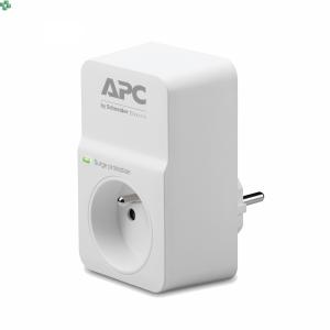 PM1W-FR Gniazdo/przejściów<br />ka przeciwprzepięciowa - APC Essential SurgeArrest 1 outlet 230V France