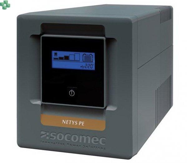 NPE-1000-LCD UPS NETYS PE 1000VA/600W 230V/AVR/4XIEC 320, LCD, USB