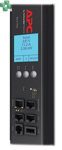 AP8959 Zarządzana listwa zasilająca PDU 2G do montażu w szafie, zero U, 20 A/208 V, 16 A/230 V, (21) C13 i (3) C19