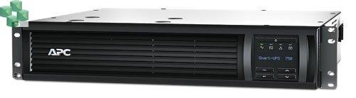 SMT750RMI2U APC Smart-ups 750VA/500W LCD RM 2U 230V
