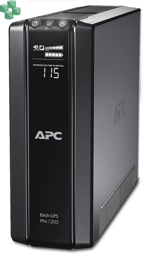 BR1200GI APC Power-Saving Back-UPS Pro 1200VA/720W, 230V