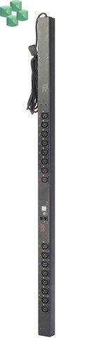AP7950B Zarządzana listwa zasilająca PDU do montażu w szafie, zero U, 10 A, 230 V, (16)C13