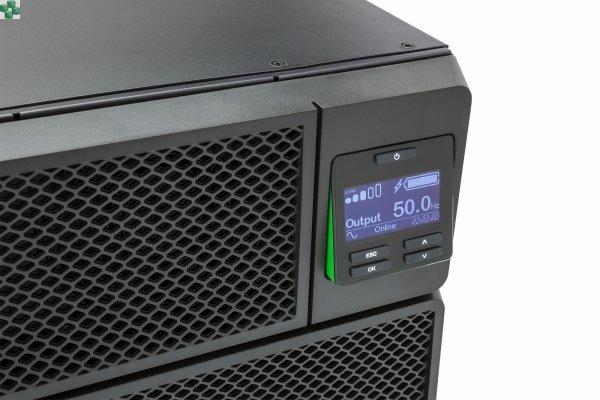 SRT6KRMXLI APC Smart-UPS SRT 6000VA/6000W RM 230V