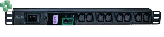 Easy PDU, Metered, 1U, 16A, 230V, (8)C13 (EPDU1016M)