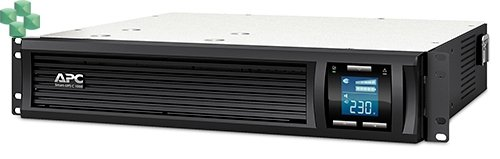 SMC1000I-2U APC Smart-UPS C 1000VA/600W Rack Mountable LCD 230V