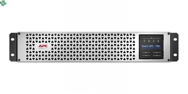 SMTL750RMI2UC APC Smart-UPS Li-Ion 750VA/600W, płytka zabudowa, Line-Interactive, 230V, SmartConnect