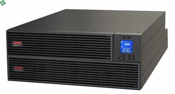 SRV6KRIRK Zasilacz APC Easy UPS On-Line SRV RM 6000VA/6000W, 230V z zestawem szyn do szafy