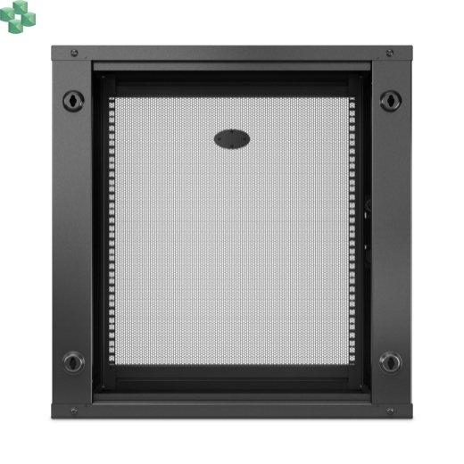 AR112SH4 Szafa Rack APC NetShelter WX 12U do montażu na ścianie z pojedynczym zawiasem o głębokości 400 mm
