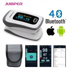 Pulsoksymetr Jumper JPD-500 Bluetooth
