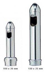 Tubus Proktoskopowy Heine z Bocznym Wglądem - Różne Rozmiary