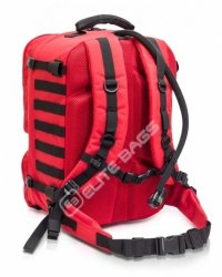 TORBA RATOWNICZA PARAMED'S RED EB02.017 (EB 210)