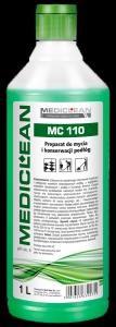 Preparat do Mycia i Konserwacji Podłóg MC-110 - Różne Pojemnosci i Zapachy 1l, 5l