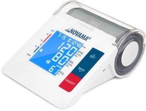Ciśnieniomierz Automatyczny NOVAMA PRO z Komfortowym Mankietem i Sterowaniem Głosowym