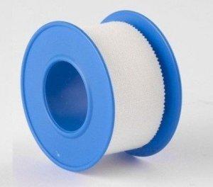 Plaster Tkaninowy Biały SENSIplast - Różne Rozmiary - Opakowanie Zbiorcze