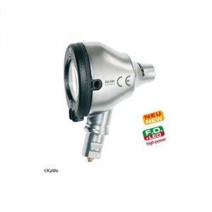 Otoskop KaWe EUROLIGHT F.O.30 LED 3,5 V, Główka Optyczna