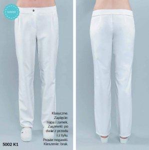 Spodnie Damskie 5002 - Różne Rodzaje