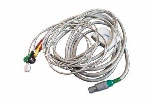 Kabel Pacjenta KEKG-46 v.001 - Kabel do Kardiomonitorów Aspel