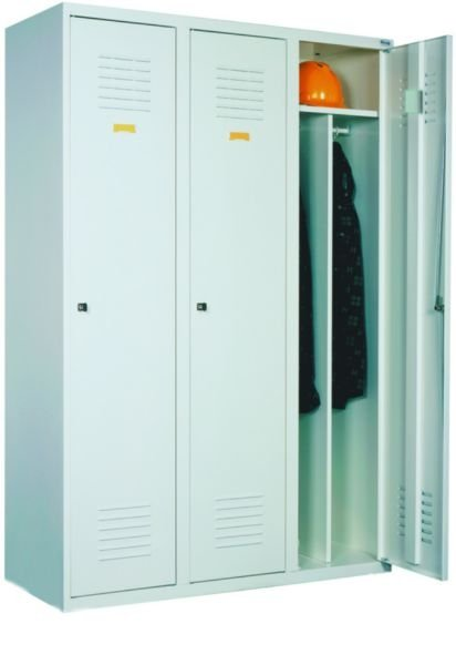 Szafa Ubraniowa Sum 430/431 Trzydrzwiowa Szerokość Modułu 40cm - Różne Rodzaje i Kolory