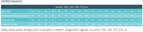 Fartuch Damski 0038 - Różne Rodzaje