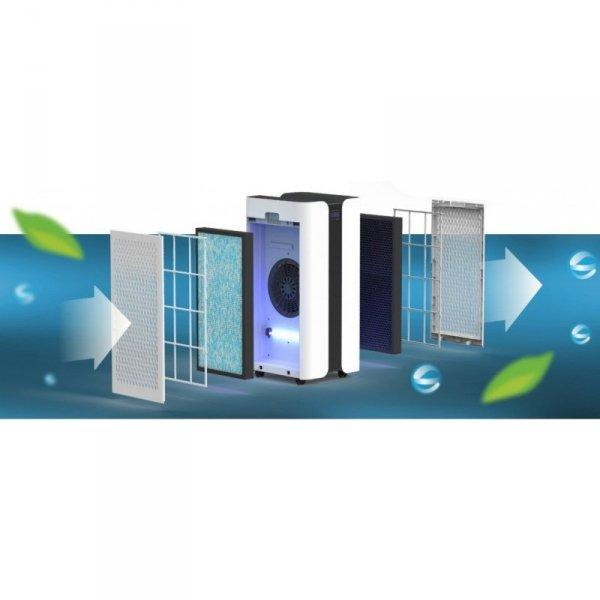 ASEPTICA TOWER - Oczyszczacz Powietrza