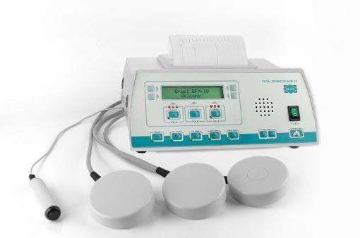 Aparat KTG BFM-10 Twin - Kardiotokograf do Ciąży Bliźniaczej