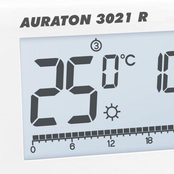 Auraton 3021 R Bezprzewodowy Regulator Tygodniowy