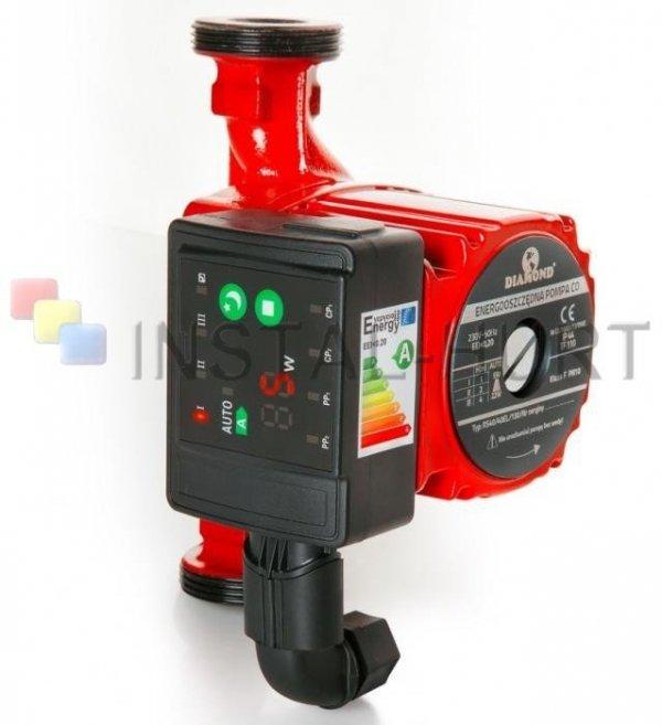 Pompa CO Elektroniczna Energooszczędna RS 25/60