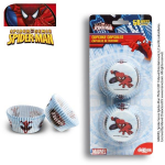 Dekora - papilotki, foremki do mufinek Ultimate Spider-Man 50 szt.