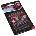 Świeczki - Monster High z banerem
